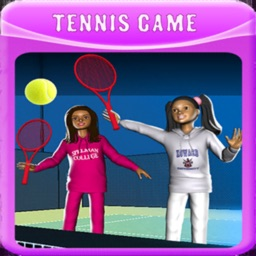 B'Bop and Friends Tennis Game