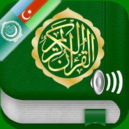 Quran Audio Arabic,Azerbaijani