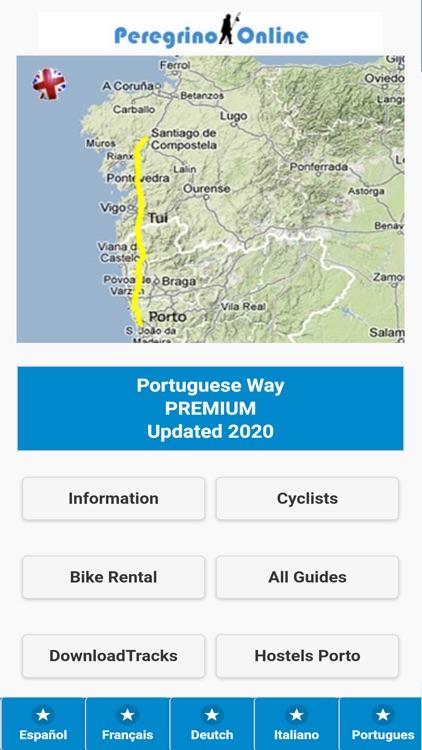 Camino Portugues PREMIUM