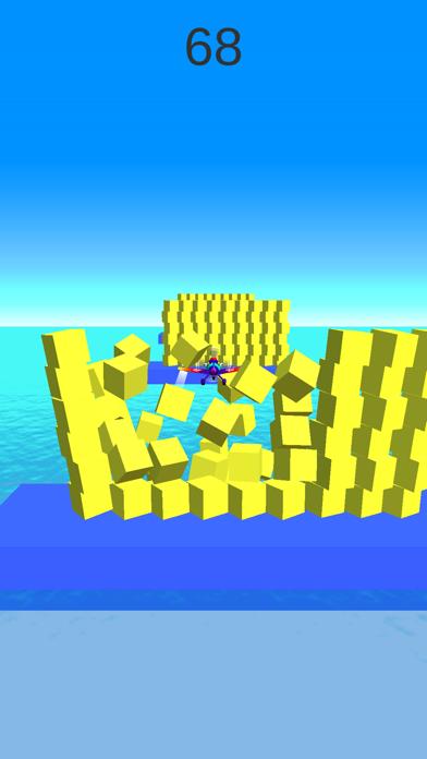 Plane Bump 3D screenshot 2