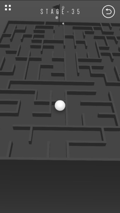 Maze - Lv.999 Screenshot on iOS