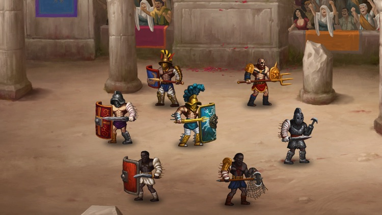 Story of a Gladiator screenshot-3