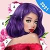 大人のための塗り絵 - Relax Color - iPhoneアプリ