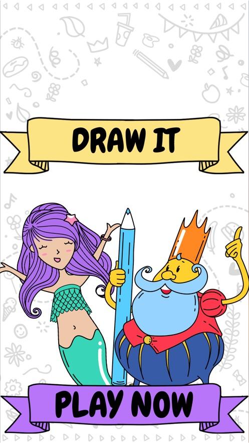 Draw it App 截图