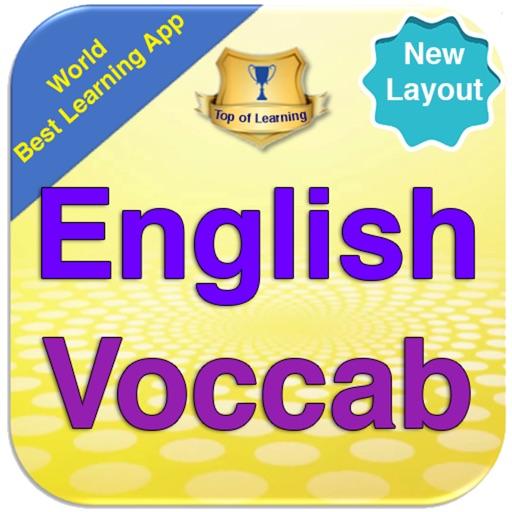 English Vocabulary +6500 terms
