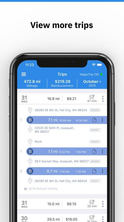 TripLog Mileage & Gas Tracker screenshot-4