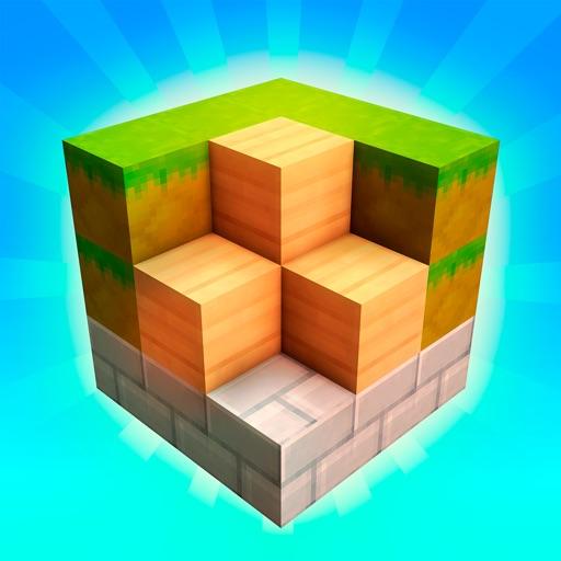 Block Craft 3D: Building Games iOS App