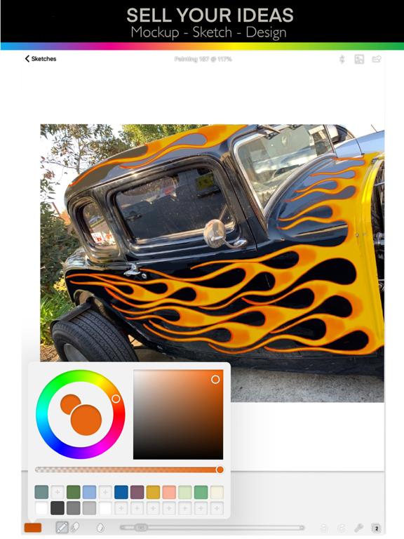 #Mock-up - Mockup Draw Editor Screenshots