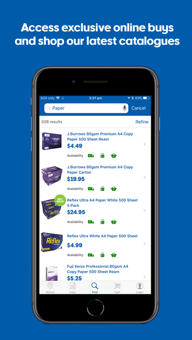 Download Officeworks App for Pc