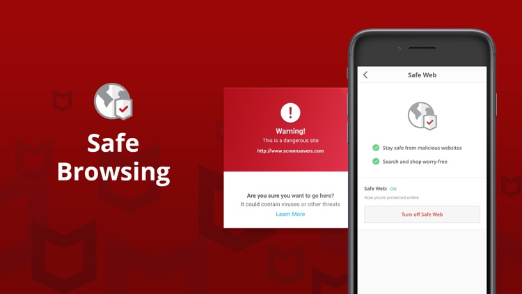McAfee Mobile Security screenshot-4