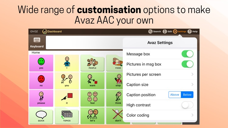 Avaz AAC - Lifetime Edition screenshot-8