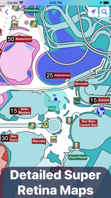 Magic Guide for Disneyland Screenshot