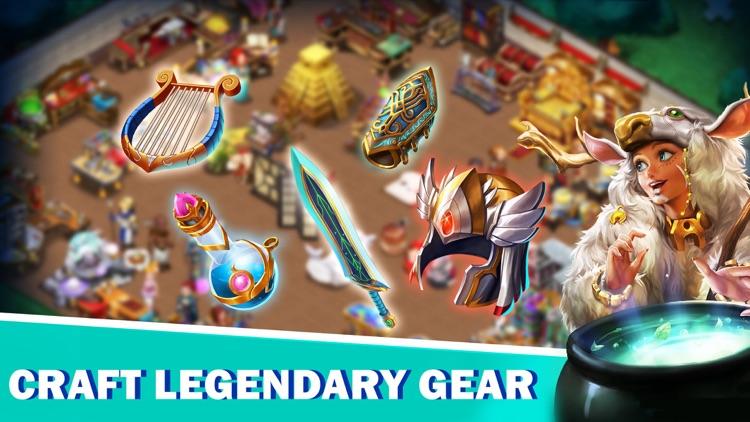 Shop Heroes: Trade Tycoon screenshot-0
