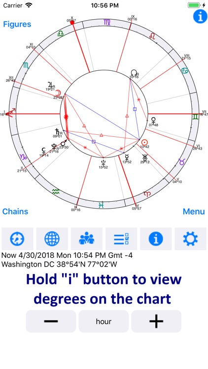 Astrological Charts Pro by Roman Shimchenko