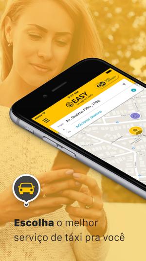 Easy, um app da Cabify Screenshot
