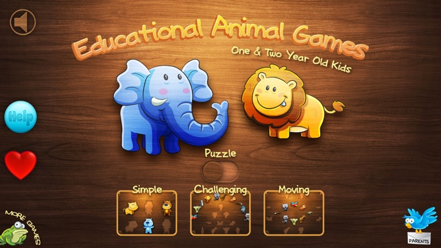 Image of: Simulator Screenshots N1ntendo Educational Animal Games On The App Store