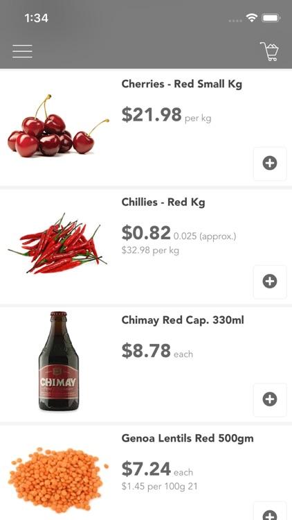 Piedimonte's Supermarket screenshot-3