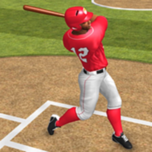 Baseball Game On: casual 3d