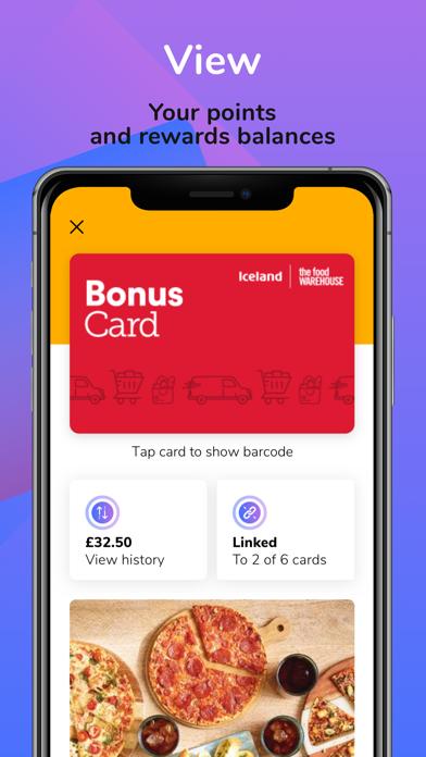 Bink: Loyalty & Rewards Wallet screenshot two