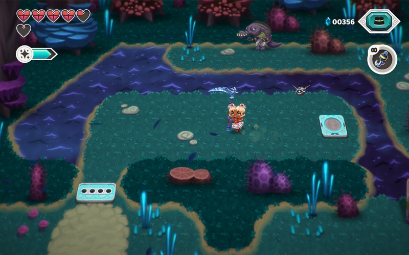 Legend of the Skyfish 2 screenshot 3