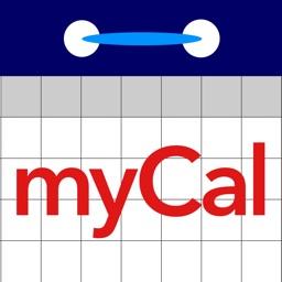 myCal: Calendars & Events