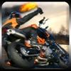 暴力摩托-公路竞技赛车游戏