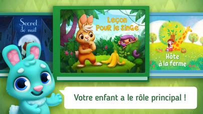 Screenshot #1 pour Petites histoires: lire livres