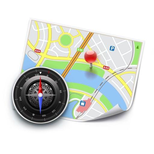Map Compass°