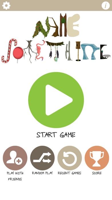 Name Something Game