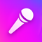 App Icon for Karaoke: Sing Songs Along App in South Africa IOS App Store