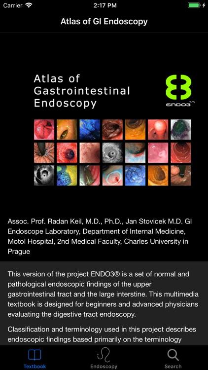 ENDO3® Gastrointestinal Atlas
