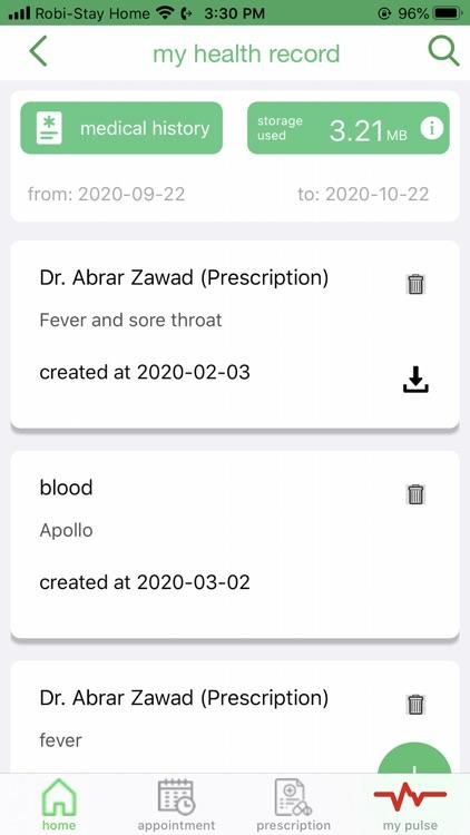 Pulse Healthcare Services screenshot-5