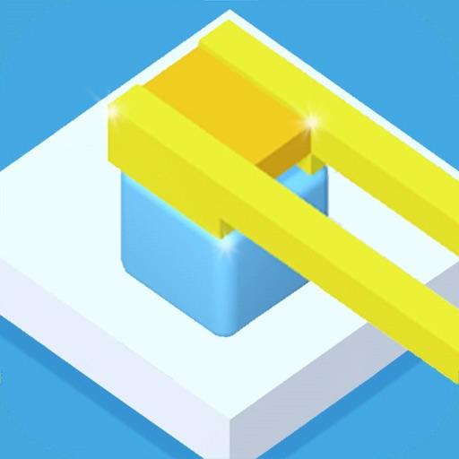 Rolling Cube 3D
