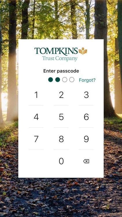 Tompkins Trust Company Mobile screenshot-4
