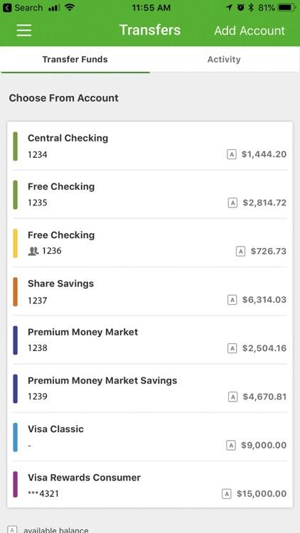ICCU Mobile Banking screenshot-4