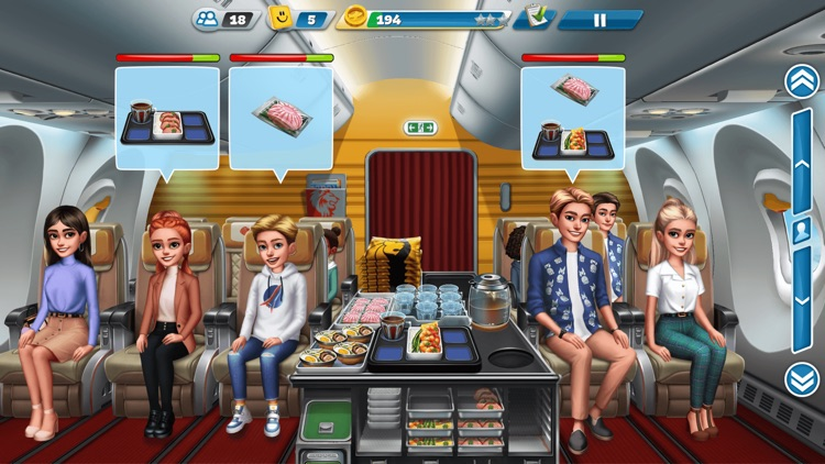 Airplane Chefs - Cooking Game screenshot-5
