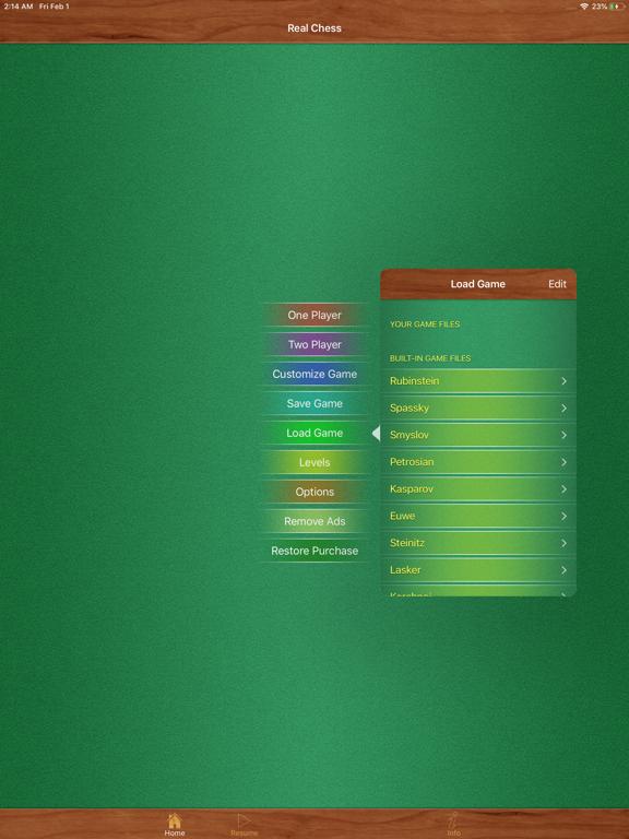 Real Chess Professional New screenshot 5
