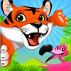 宝宝拼图游戏: 2岁-5岁儿童动物园巴士游戏大全