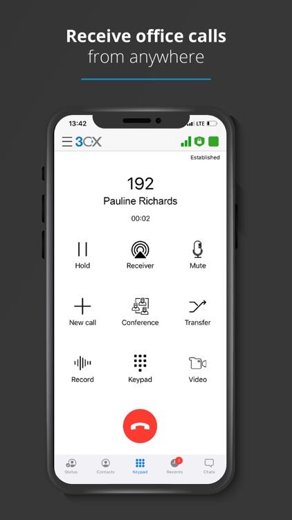 3CX screenshot-1