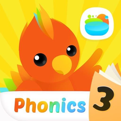 Little Phonics 3 - 小学英语同步阅读计划