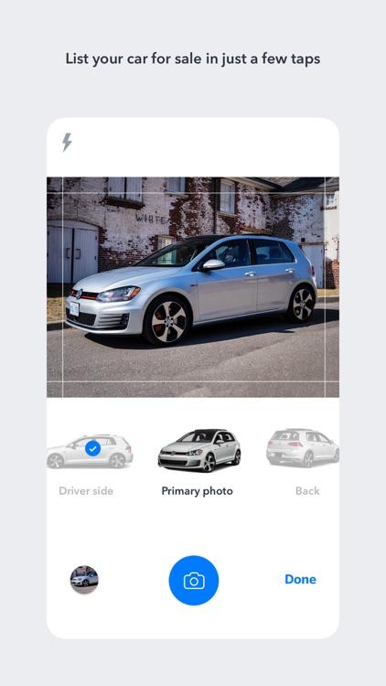 Blinker: Buy, sell & refi cars