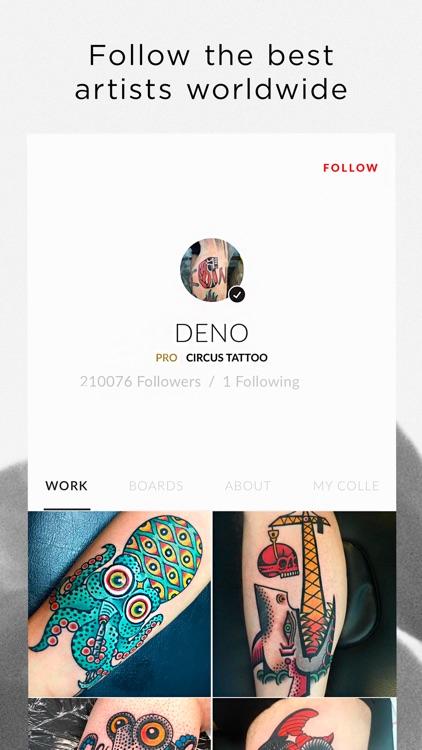 Tattoodo - #1 Tattoo App screenshot-6