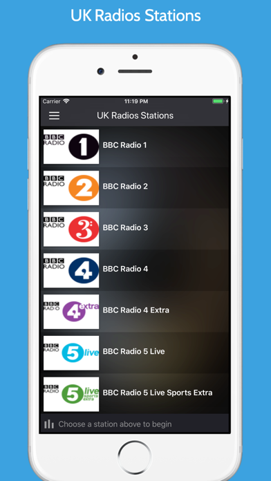 United Kingdom Radios Stations screenshot one
