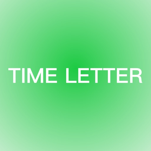 Time letter-Letter in kind
