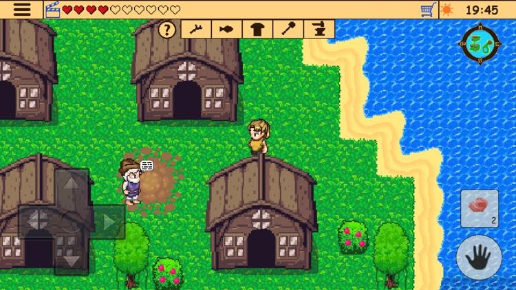 Survival RPG: Lost Treasure 2d screenshot-9