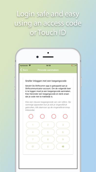 Screen Shot Shift Communicator 0