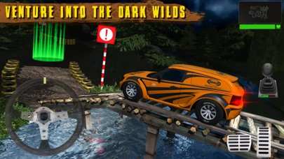 4x4 Offroad: Dark Night Racingのおすすめ画像1