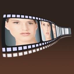 Face Story-Morph, Change Faces