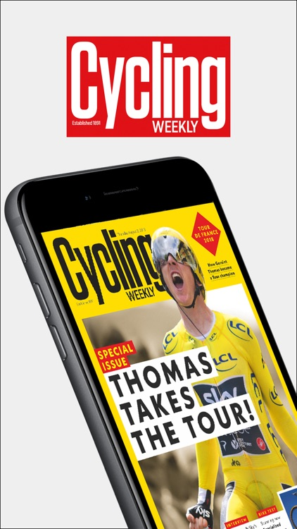 Cycling Weekly Magazine INT
