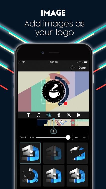 Intro Maker Effects Video Edit screenshot-3